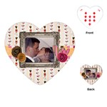 sweet Valentine Heart Playing Cards - Playing Cards (Heart)