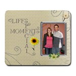 Lifes Special Moments Large Mousepad