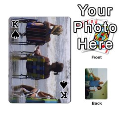 King Katherine Cards By Dave Noble   Playing Cards 54 Designs   Dnenmif1ul9x   Www Artscow Com Front - SpadeK
