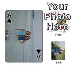 Ace Katherine Cards By Dave Noble   Playing Cards 54 Designs   Dnenmif1ul9x   Www Artscow Com Front - SpadeA