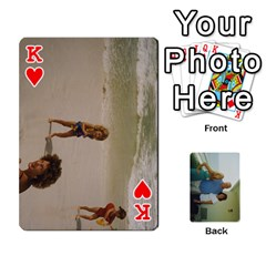 King Katherine Cards By Dave Noble   Playing Cards 54 Designs   Dnenmif1ul9x   Www Artscow Com Front - HeartK