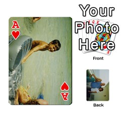 Ace Katherine Cards By Dave Noble   Playing Cards 54 Designs   Dnenmif1ul9x   Www Artscow Com Front - HeartA