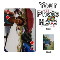 Katherine Cards By Dave Noble   Playing Cards 54 Designs   Dnenmif1ul9x   Www Artscow Com Front - Diamond7