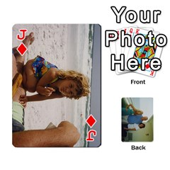 Jack Katherine Cards By Dave Noble   Playing Cards 54 Designs   Dnenmif1ul9x   Www Artscow Com Front - DiamondJ