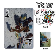 Katherine Cards By Dave Noble   Playing Cards 54 Designs   Dnenmif1ul9x   Www Artscow Com Front - Club3