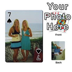 Katherine Cards By Dave Noble   Playing Cards 54 Designs   Dnenmif1ul9x   Www Artscow Com Front - Spade7