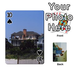 Katherine Cards By Dave Noble   Playing Cards 54 Designs   Dnenmif1ul9x   Www Artscow Com Front - Spade10