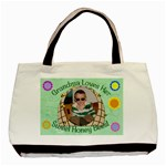 Grandma s Honey Bees Double Sided - Basic Tote Bag (Two Sides)