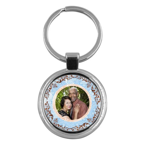Round Keychain By Ivelyn   Key Chain (round)   Depeal8aqp5i   Www Artscow Com Front