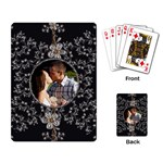 Elegant Playing Cards - Playing Cards Single Design