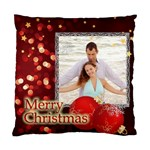 love christmas - Cushion Case (Two Sides)