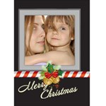 xmas - Greeting Card 5  x 7