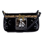 Believe Shoulder Clutch Bag