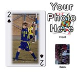 Trimble 2010 A Playing Cards  - Playing Cards 54 Designs