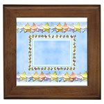Happy birthday Baby Boy - framed tile
