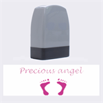 precious angel pink - Name Stamp