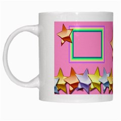 Party Mug By Daniela   White Mug   Qksvh51du708   Www Artscow Com Left