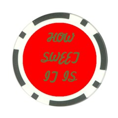 Uncle Dom Green By Cosimo Boscaino   Poker Chip Card Guard (10 Pack)   T13uvkexai4g   Www Artscow Com Back