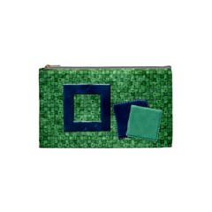 Games We Play Small Cosmetic Bag 1 By Lisa Minor   Cosmetic Bag (small)   Hhx03veuvj12   Www Artscow Com Front