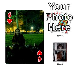 Rachelcards By Taylor Caputo   Playing Cards 54 Designs   H88q8ut4rkcw   Www Artscow Com Front - Heart6