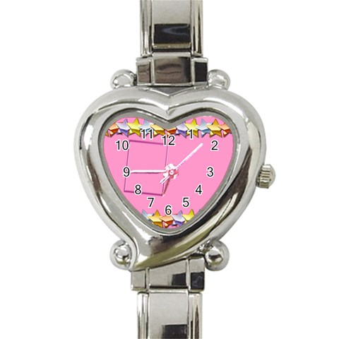 Birthday Heart Watch By Daniela   Heart Italian Charm Watch   W8fb6jpcjdw7   Www Artscow Com Front
