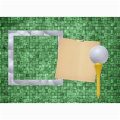 Games We Play Golf Card By Lisa Minor   5  X 7  Photo Cards   Sm72lhg4iagt   Www Artscow Com 7 x5 Photo Card - 2