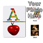 Ryan & Layla Memory Cards - Playing Cards 54 Designs