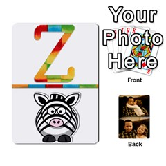 Ace Ryan & Layla Memory Cards By Laura Hickman   Playing Cards 54 Designs (rectangle)   Fa27gjavlkm8   Www Artscow Com Front - HeartA