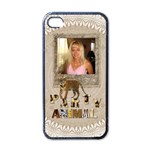 Party Animal iPhone 4 Case - Apple iPhone 4 Case (Black)