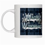 Winter Wonderland Mug - White Mug