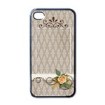 Apple iPhone 4 Case (Black)  - Our Family