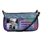 Memories Shoulder Clutch Handbag - Shoulder Clutch Bag