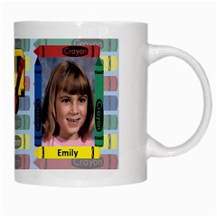 School Days Mug By Chere s Creations   White Mug   Qa04dq7p0rxd   Www Artscow Com Right