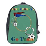 Games We Play Soccer Backpack  - School Bag (Large)