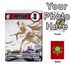 Politburo Edicion Capitalista (baraja Dos) By Dar   Playing Cards 54 Designs   Mgm0hf145xpd   Www Artscow Com Front - Heart3