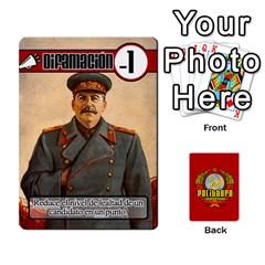 Politburo Edicion Capitalista (baraja Dos) By Dar   Playing Cards 54 Designs   Mgm0hf145xpd   Www Artscow Com Front - Club4