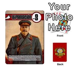 Politburo Edicion Capitalista (baraja Dos) By Dar   Playing Cards 54 Designs   Mgm0hf145xpd   Www Artscow Com Front - Joker2