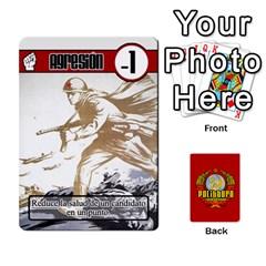 Politburo Edicion Capitalista (baraja Dos) By Dar   Playing Cards 54 Designs   Mgm0hf145xpd   Www Artscow Com Front - Spade8