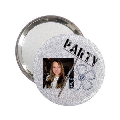 Party Handbag Mirror By Lil    2 25  Handbag Mirror   Gloylha21p0p   Www Artscow Com Front