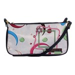 Bloop Bleep Clutch Bag 1 - Shoulder Clutch Bag