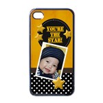 Apple iPhone 4 Case- You re the Star! - Apple iPhone 4 Case (Black)