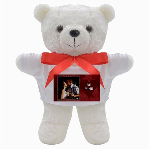 Be Mine Teddy Bear By Lil    Teddy Bear   Almzbivpkuny   Www Artscow Com Front