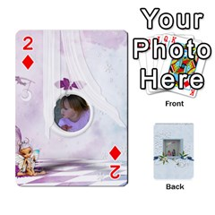 Branndons 4 Playing Cards By Sherry   Playing Cards 54 Designs   Rtwcp5xkqayg   Www Artscow Com Front - Diamond2