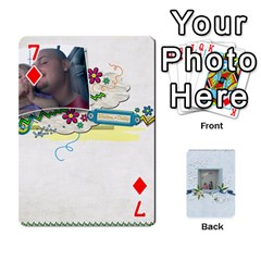 Branndons 4 Playing Cards By Sherry   Playing Cards 54 Designs   Rtwcp5xkqayg   Www Artscow Com Front - Diamond7