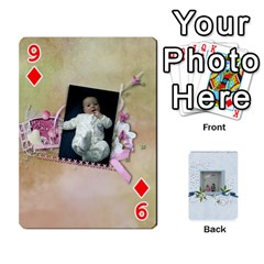 Branndons 4 Playing Cards By Sherry   Playing Cards 54 Designs   Rtwcp5xkqayg   Www Artscow Com Front - Diamond9