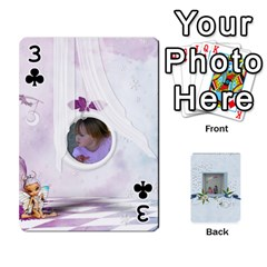Branndons 4 Playing Cards By Sherry   Playing Cards 54 Designs   Rtwcp5xkqayg   Www Artscow Com Front - Club3