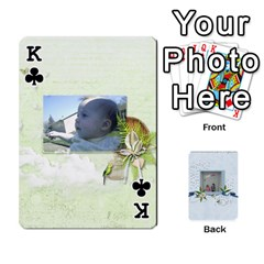 King Branndons 4 Playing Cards By Sherry   Playing Cards 54 Designs   Rtwcp5xkqayg   Www Artscow Com Front - ClubK