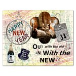 Happy New Year Jigsaw Puzzle - Jigsaw Puzzle (Rectangular)