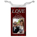 Love Jewelry Bag/Glasses Case