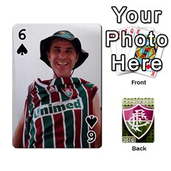 Baralho Familia By Andre Ramalho   Playing Cards 54 Designs   Yzrhx1c4wnx9   Www Artscow Com Front - Spade6